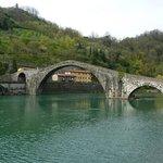The Maddalena Bridge near by
