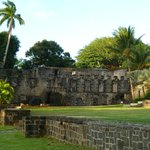 Balaclava ruins
