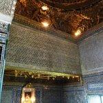 Plafond et azulejos