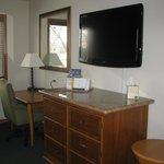 Double kitchenette room