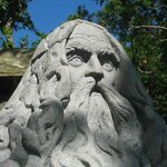 Van Winkle Statue at Summit