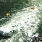 sportliches Vergnügen im Tal der Wasserfälle