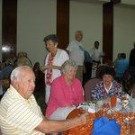 Reception Dinner 6th Floor Balmoral Hotel, San Jose, Costa Rica