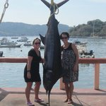 2 MN Mommas … 1 BIG Marlin!