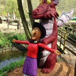"""The dragon drew back and he started to shake, """"I'm sorry"""" he muttered, """"I made a mistake. It's n"""