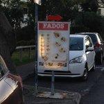 Signpost to FADOS, climb!
