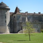 Chateau near Saint Emilion