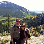 A short hike near Crested Butte off the West Elk Loop
