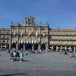 Fachada Principal de la Plaza Mayor