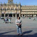 Yo en la Plaza
