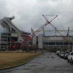 Brown's Stadium Under Construction