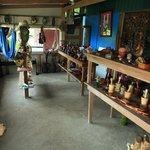 souvenir  area