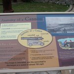 Cannon sign