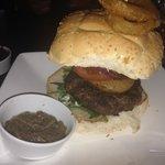 pepper steak burger
