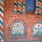 роспись колонн