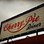 Cherry Pie Diner Trailer