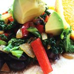 Kale Tacos