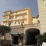 Hotel Antiche Mura on hill.