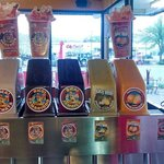 We have Mexican juices