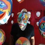 Exposição de Mascaras