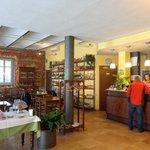 """Ristorante """"La Quaglia"""" di Castelnuovo...al bar per il caffè"""