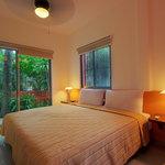 Master Bedroom Garden Villa