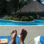pour le retour de plage et prendre de bon coktails a la piscine