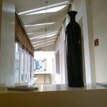 Coridor to Conference Centre