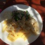 Calamari Lunch Menu selection