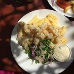 Calamari n Fries