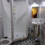 all toiletries were prepared