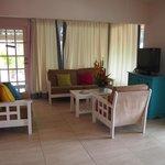 Common area of 2-bedroom Casita