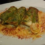 Shrimp and Crab Cannelloni