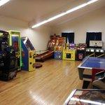 Back of Arcade