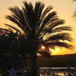 Sunset from Medi Restaurant