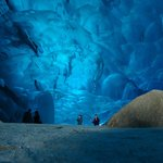 Mendenhall Ice Cave!