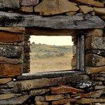 Window on the prairie.