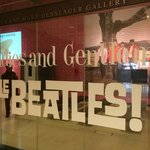 The Beatkes at the Lincoln center
