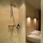 開放感のあるシャワールーム