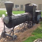 How about a BBQ train?