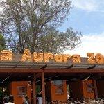 Entrada al Zoológico La Aurora, Guatemala