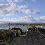 Vista 360° desde el salón del desayuno MUSTAPIC