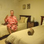 1 von 3 Schlafzimmer der Wohnung 1
