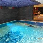 The amazing basement spa