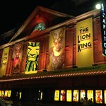 The Lion King at the Capitol Theatre, 2014