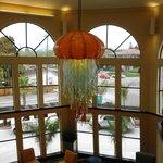 Front entrance chandelier
