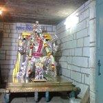 mylapore temple Nandi vahanam-Muralitharan