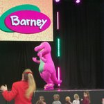 The Pink Dino Show