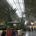 Atocha Railroad Station - Panoramica