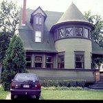 casa disegnata da Wright  3